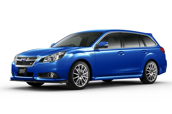 Subaru Legacy 2.5i EyeSight tS Limited Edition